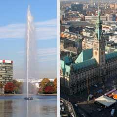 Ansichten Hamburg